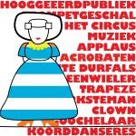 'Circus' Koorddanseres