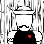 Valentijn man