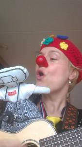 Logeren bij clown Jip