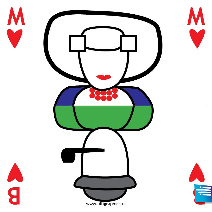 Speelkaart M/B