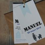 Overzicht drukwerk Manuel