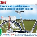 Elektrische fietsdagactie